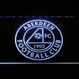 Aberdeen F.C. neon sign LED