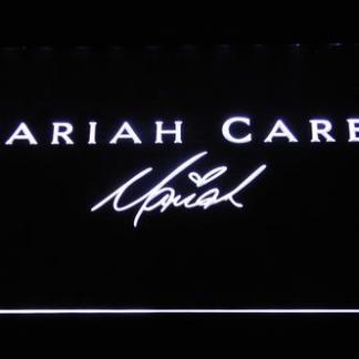 Mariah Carey neon sign LED