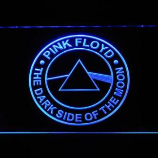 Pink Floyd Dark Side of the Moon Seal neon sign LED