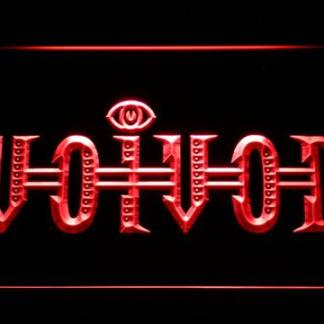 Voivod neon sign LED