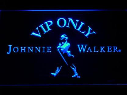 Johnnie Walker VIP Only neon sign LED