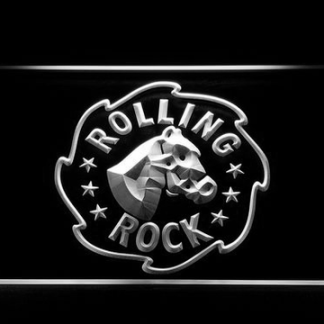 Rolling Rock neon sign LED