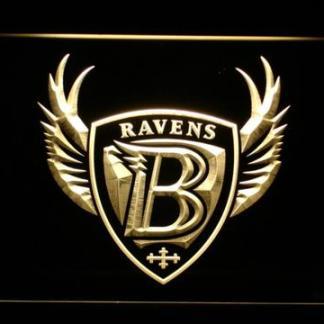 Baltimore Ravens 1996-1998 B - Legacy Edition neon sign LED