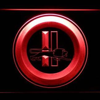 Detroit Lions 1961-1969 Circle - Legacy Edition neon sign LED
