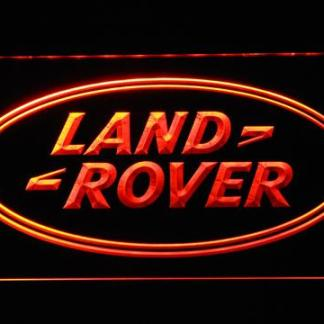 Land Rover neon sign LED