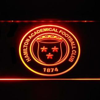 Hamilton Academical F.C. neon sign LED