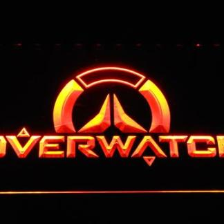 Overwatch neon sign LED