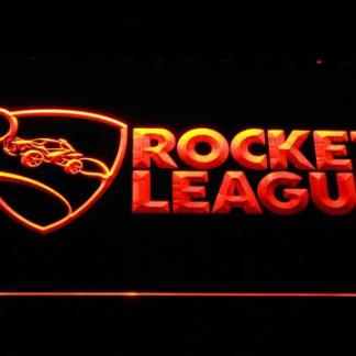 Rocket League neon sign LED