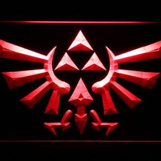 The Legend of Zelda Triforce neon sign LED
