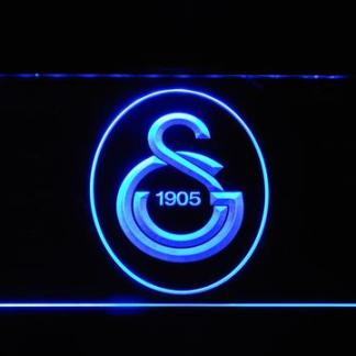 Galatasaray SK neon sign LED