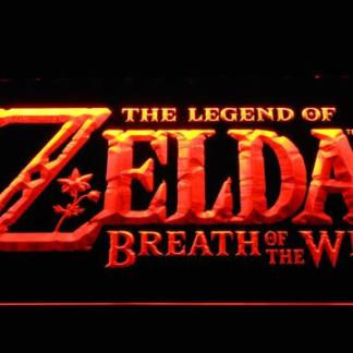 The Legend of Zelda Breath of the Wild neon sign LED