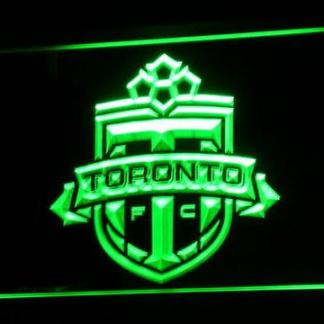 Toronto FC neon sign LED