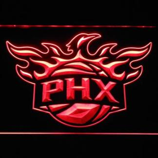 Phoenix Suns PHX neon sign LED