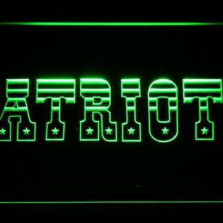 New England Patriots 1971-1992 - Legacy Edition neon sign LED
