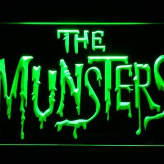The Munsters neon sign LED