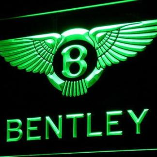 Bentley neon sign LED