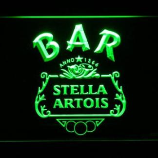 Stella Artois Crest Bar neon sign LED