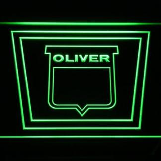 Oliver Old Logo neon sign LED