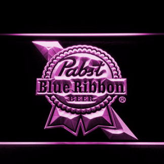 Pabst Blue Ribbon neon sign LED