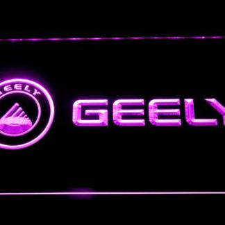 Geely neon sign LED
