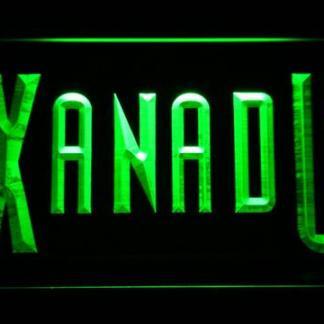 Xanadu neon sign LED