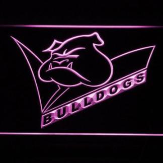 Canterbury-Bankstown Bulldogs neon sign LED