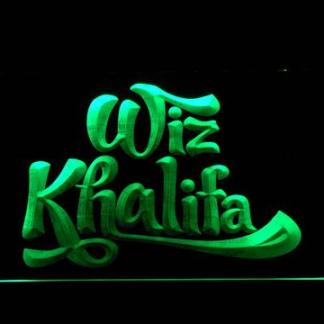 Wiz Khalifa neon sign LED