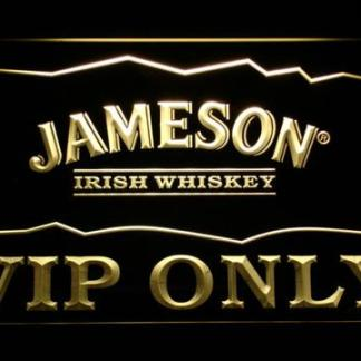 Jameson VIP Only neon sign LED