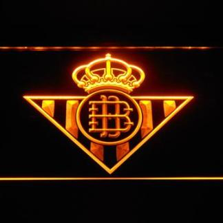 Real Betis neon sign LED