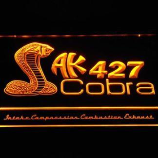 AK 427 Cobra neon sign LED