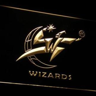 Washington Wizards - Legacy Edition neon sign LED