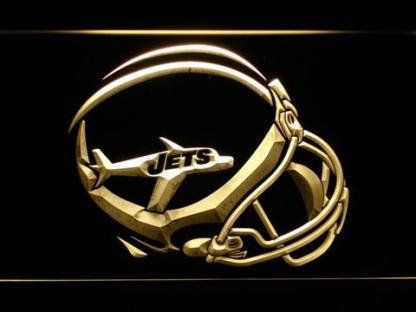 New York Jets 1963 Helmet - Legacy Edition neon sign LED