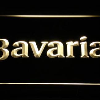 Bavaria neon sign LED