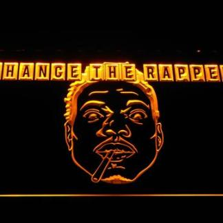 Chance the Rapper neon sign LED