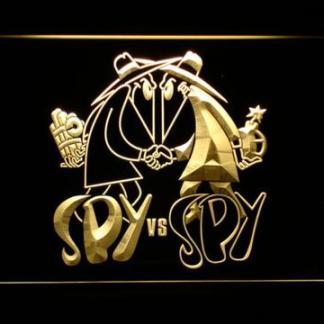 Spy VS Spy neon sign LED
