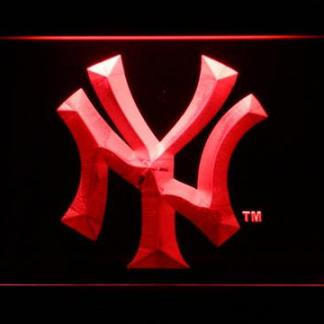 New York Yankees 6 neon sign LED