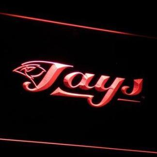 Toronto Blue Jays 2004-2011 Logo - Legacy Edition neon sign LED