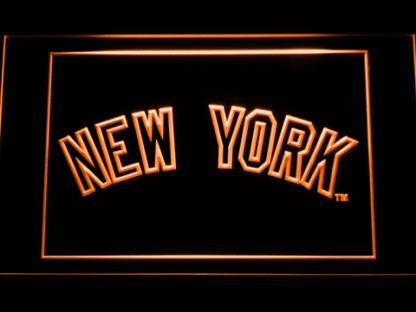 New York Yankees 5 neon sign LED