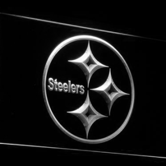 Pittsburgh Steelers Logo 2 neon sign LED