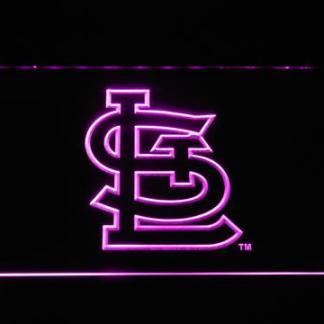 St. Louis Cardinals STL neon sign LED