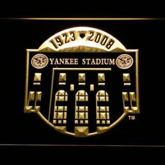 New York Yankees Stadium - Legacy Edition neon sign LED
