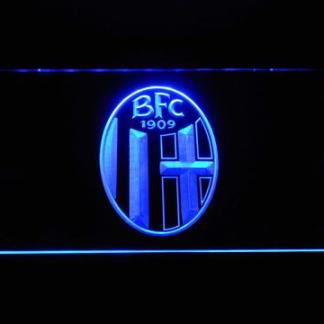 Bologna F.C. 1909 neon sign LED