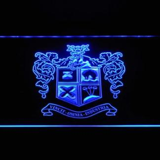 Bury F.C. neon sign LED