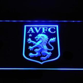 Aston Villa FC neon sign LED