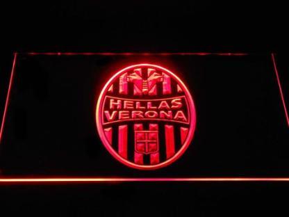 Hellas Verona F.C. neon sign LED