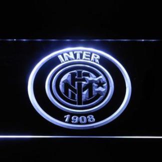 Inter Milan 1908 neon sign LED