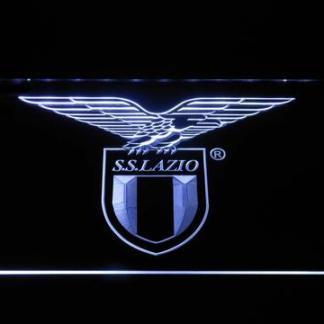 S.S. Lazio S.p.A. neon sign LED