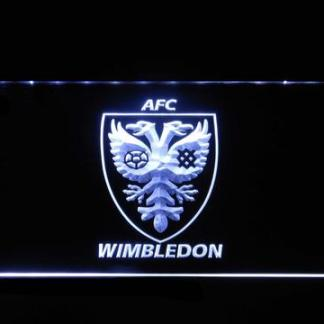 AFC Wimbledon neon sign LED