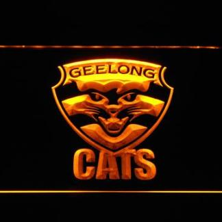 Geelong Cats neon sign LED
