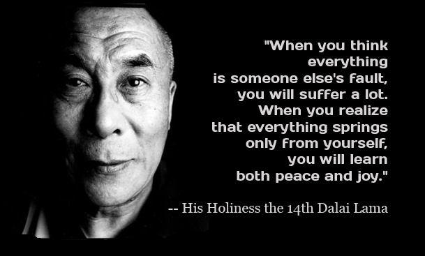 Enjoy These Dalai Lama Quotes
